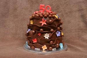 50 cake
