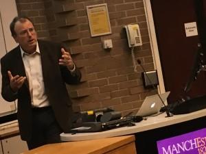 Nic van de Walle, Adrian Leftwich Memorial Lecture