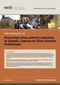 Uganda - Poverty and wealth