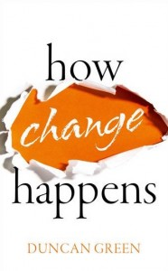How-change-happens-Duncan-Green-Oxfam-Brian-Levy-review-Manchester