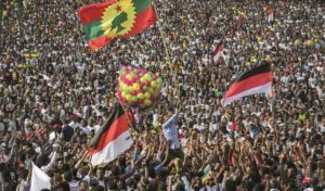 The politics of dominating Addis Ababa