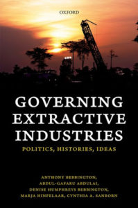 New book Governing Extractive Industries is available for open access!