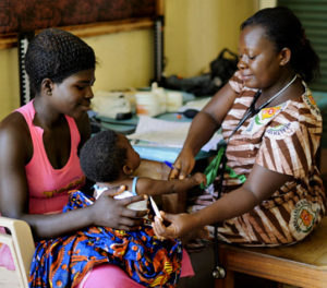 Delivering maternal health services in Rwanda: The role of politics