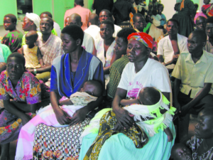 Political settlements and the delivery of maternal health services in rural Uganda